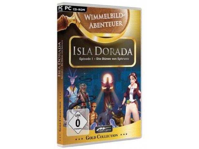 Isla Dorada - SEHR GUT
