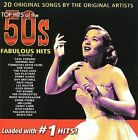 Top Hits of the 50s: Fabulous Hits by Various Artists (CD, Jul-2008, Collectables)