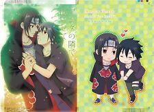 Naruto Yaoi Doujinshi ,Itachi x Sasuke,Anta-no Tonari-de Nemurasete,Mutsumix,C88