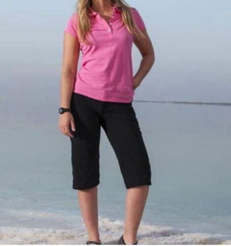 Active Capri Ultra Light ST LOUIS Women  3//4 Hose Trekking  Größen 40//42//44 navy