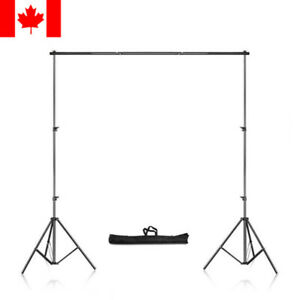 New-Adjustable-6ft-Background-Support-Stand-Photo-Video-Backdrop-Kit-Photography