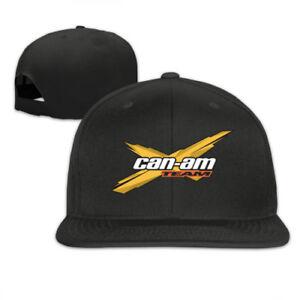 can-am-x-team-logo-Adjustable-Cap-Snapback-Baseball-Hat
