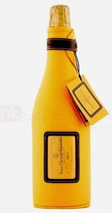 VEUVE CLICQUOT CHAMPAGNE COOLER JACKET NEW STYLE NO CHAMPAGNE INCLUDED 2oVzkM63-09091711-612263990