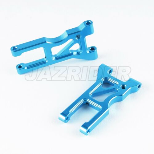 Jazrider Aluminum Front Suspension Arms Set For Tamiya RC TA07//TB04 II//TB05 Pro