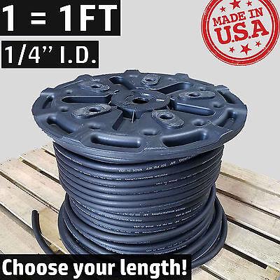 "10 Feet 12AN Black Push Lock Hose for Fuel Oil Coolant Air 3//4/"" Rubber Loc On"