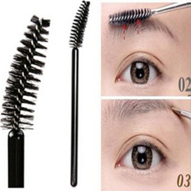 Special Design Makeup Tool Oblique Design Rotate Eyebrow Brush Brow BrushFB