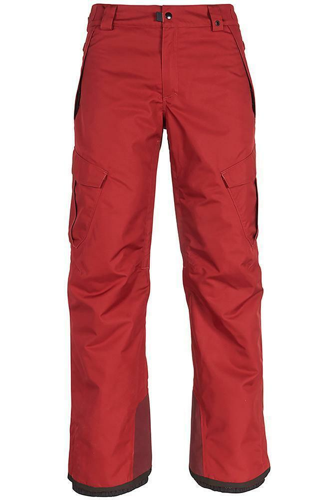 Pantalone Snowboard Uomo 686 INFINITY Insulated Cargo Pant 2019 RUSTY rosso