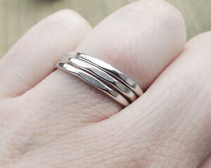 Set-of-Three-Sterling-Silver-1-5mm-Faceted-Stacking-Rings