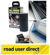 E-Tech Car Sill / Boot Lip Guard - Self Adhesive Protection - Free Delivery