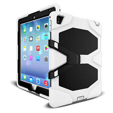 Shockproof Stand Rubber Case Cover For iPad 2 3 4 /Mini /Air 1 2 /Pro 9.7