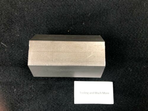 """1.750/"""" Hex 303 stainless  ROD//BAR  3.00/"""" long   Lathe or milling Stock"""