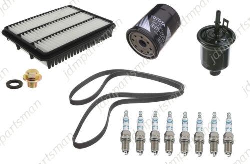 2001-2007 Toyota Sequoia Tune Up Kit W// NGK BKR6EGP Platinum Spark Plugs