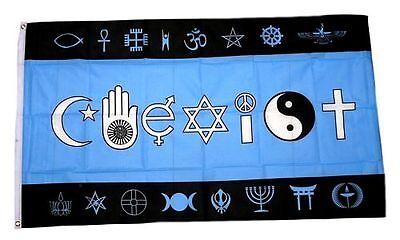 Fahne / Flagge Coexist NEU 90 x 150 cm