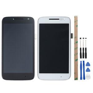 Frame-Motorola-LCD-Digitizer-Touch-Screen-For-Moto-G4-Play-XT1607-XT1609