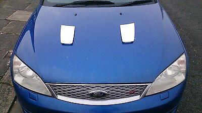 Vauxhall Corsa VXR Style Plastique ABS Capot évents Universel Focus MK2 RS