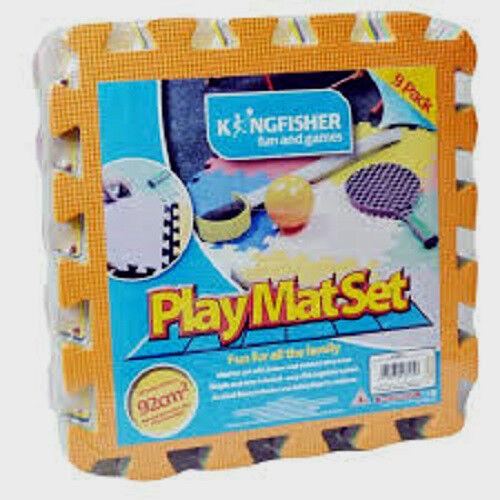 2 Confezioni per Bambini ad incastro pavimentazione Puzzle Interni Esterni 18 Piastrelle playmx 2