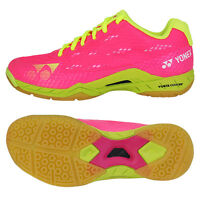 Yonex 2016 Women's Power Cushion Aerus Badminton Shoes Pink Shb-al