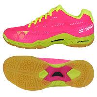 Yonex 2016 Women's Power Cushion Aerus Badminton Shoes Pink Shb-al