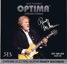 Optima Randy Bachman Signature Electric Guitar Strings 9-48 RB