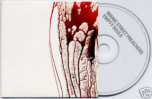 MANIC-STREET-PREACHERS-Empty-Souls-UK-1-trk-promo-CD
