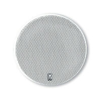 Poly-planar Ma6500 320w 5.25 Round Waterproof Marine Boat Speakers Pair White