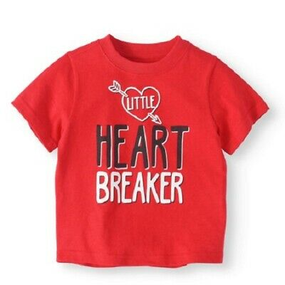 "Carter/'s /""Record Breaker/"" Layered Look Shirt Little Boys Kids Toddler 3T-4T"