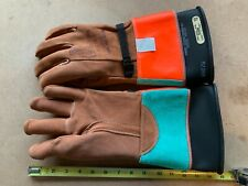 New Kunz Size 10 Linemans Electrical Wear Over Rubber Glove Protectors