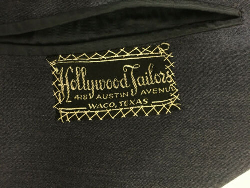 d'occasion doublure Tailor Hollywood Pardessus amovible X avec manches 18 poitrail 46 PqT6CwECx