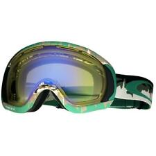 18d2fd5f4a0 item 3 Oakley 59-138 Canopy Shockwave Mint Leaf Green w  HI Yellow Snow Ski  Goggles . -Oakley 59-138 Canopy Shockwave Mint Leaf Green w  HI Yellow Snow  Ski ...