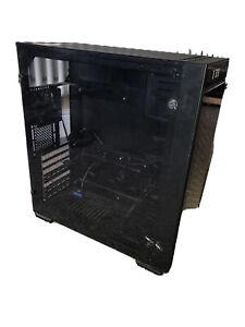 Kolink Inspire K1 RGB Acrylic Glass Midi Tower Case - Black Mid Tower