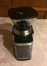 Cuisinart DBM-8FR DBM-8 Supreme Grind Automatic Burr Mill - Black