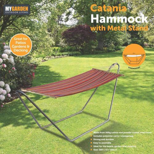 Custodia Amaca con struttura in metallo resistente alle intemperie GIARDINO ESTERNI ALTALENA DA GIARDINO UK 5 Per il giardino