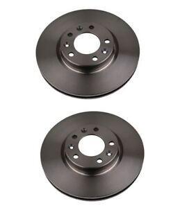 Front-Brake-Disc-For-Citroen-C4-Picassoi-pack-of-2-Left-amp-Right-Side
