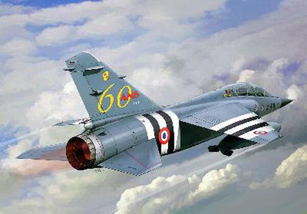 MIRAGE F.1B, Escadrille 3 33  Lorraine  - 2004 - KIT KITTY-HAWK 1 48 - N° 80112