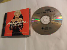 MADONNA - You Can Dance (CD 1987) GERMANY Pressing