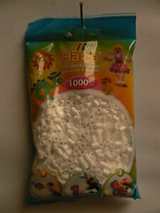 HAMA-1000-PERLES-a-REPASSER-Coul-BLANCHE