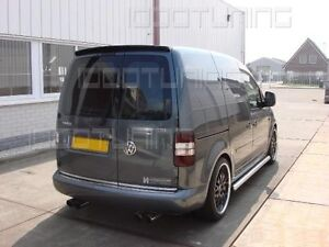 vw caddy 2k dachspoiler spoiler heckspoiler neu tuning ebay. Black Bedroom Furniture Sets. Home Design Ideas