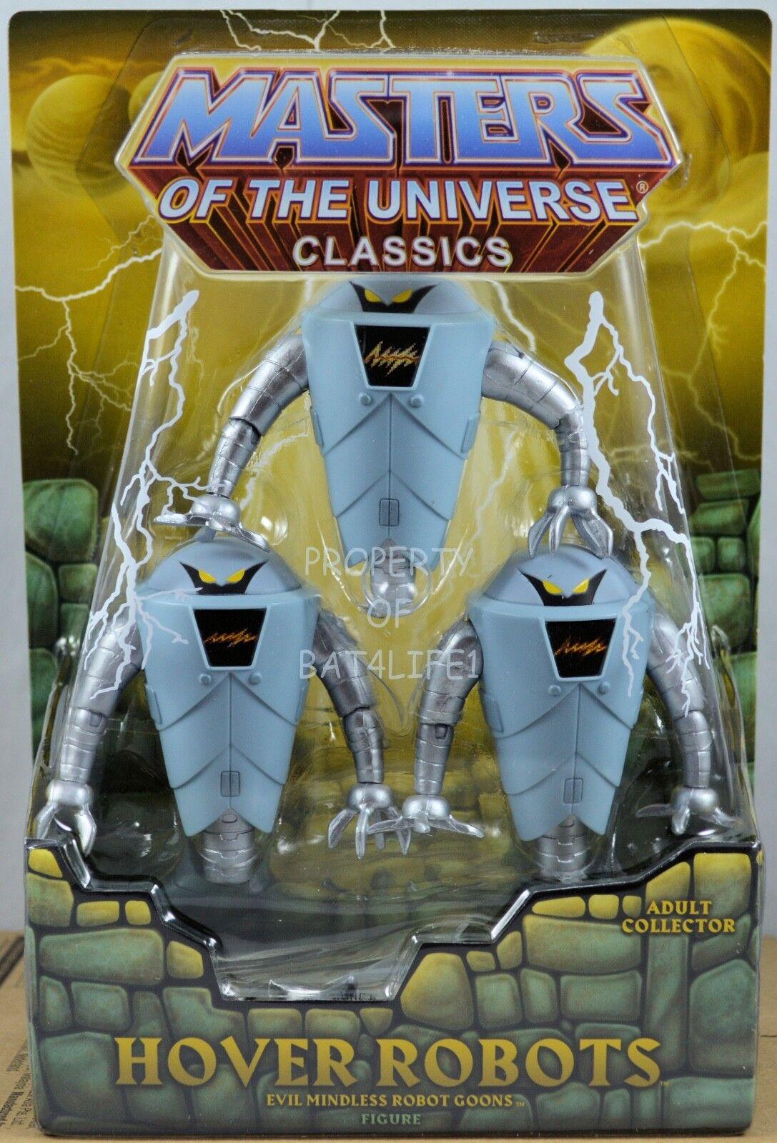 Masters of the Universe Classics HOVER ROBOTS      MOC   NEW    d8c4ec