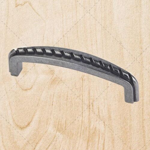 Cabinet Hardware Economy Rope Pulls pzu18 Black Antique 3 CC / 3-3/8 OL