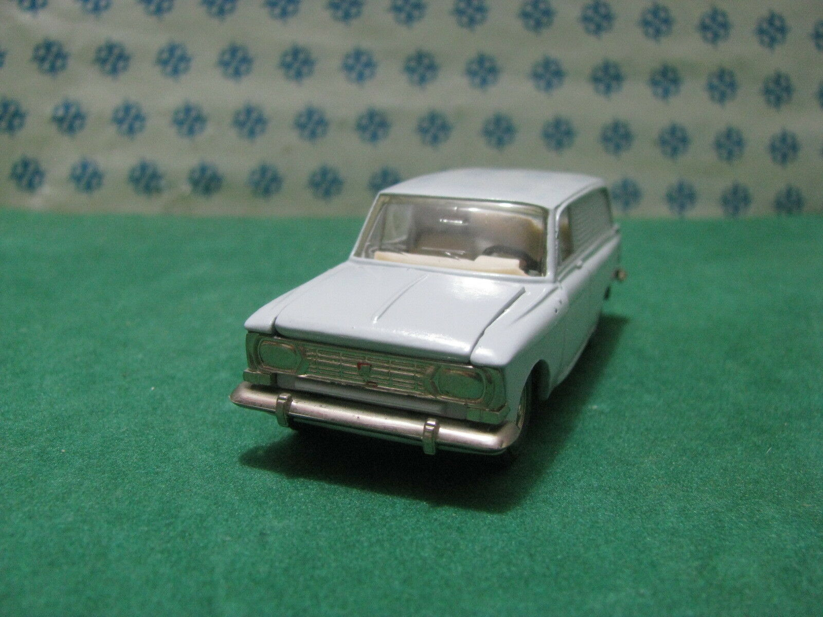 RARE Vintage Novoexport A6 - MOSCOVITCH A34 VAN - 1 43 USSR CCCP