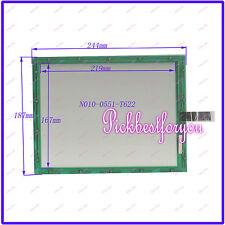 1PCS For FUJISTU N010-0551-T622 10.4 inch Touch Screen Glass 7wire #HZ230 YD