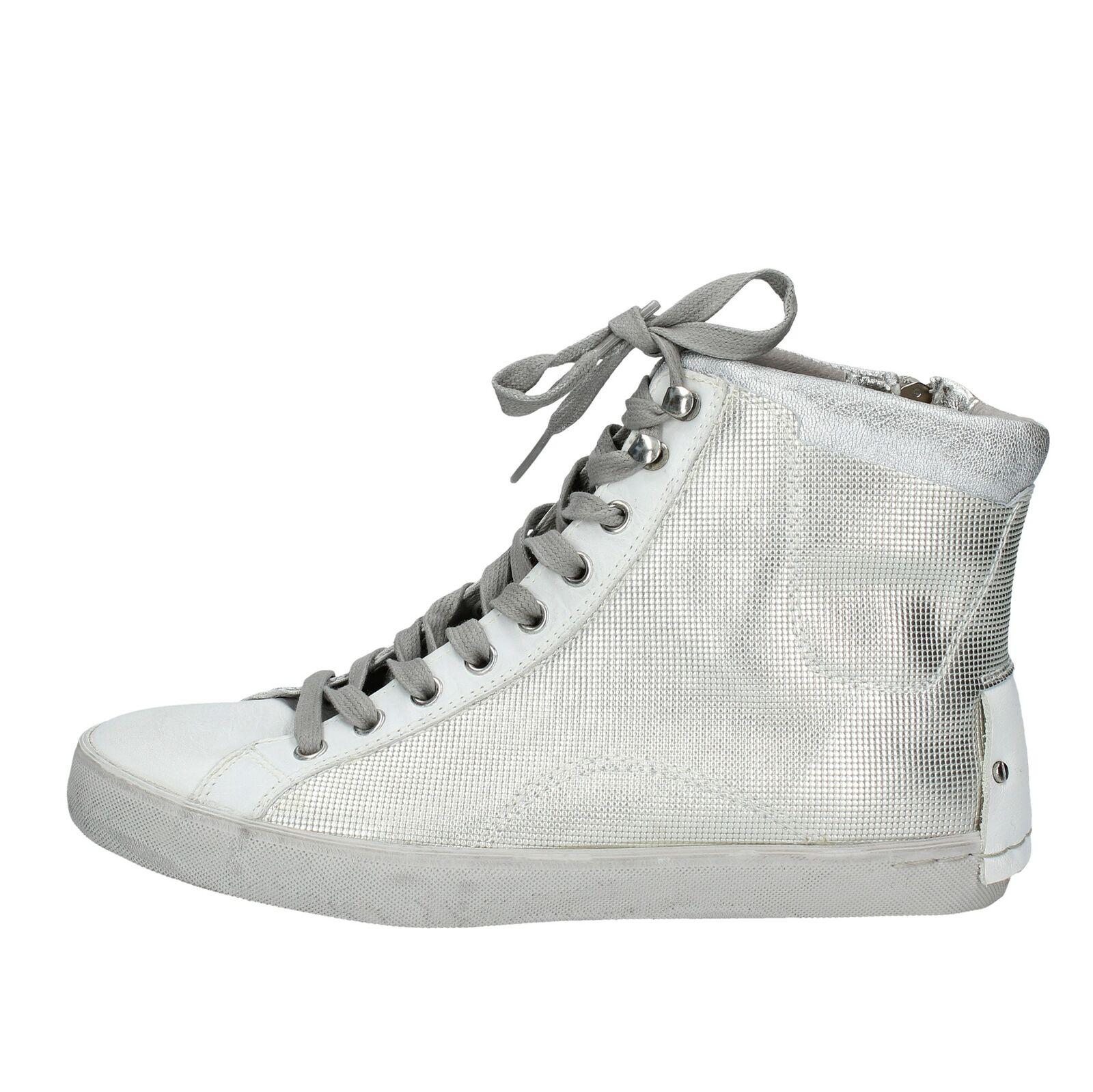 TV650 Scarpe Scarpe Scarpe scarpe da ginnastica CRIME 35 donna argentoo | Lascia che i nostri prodotti vadano nel mondo  1dbf00