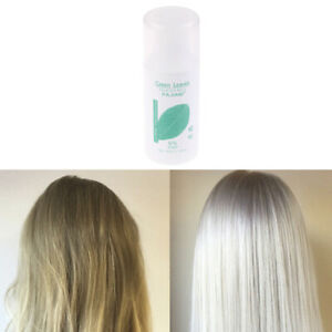 Details zu 100ML Hair Dye Fashion Permanent Salon White Hair Color Dye  Cream Hair Care G3D