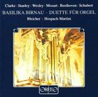 Duette Fur Orgel Stefan Johannes Bleicher Audio CD