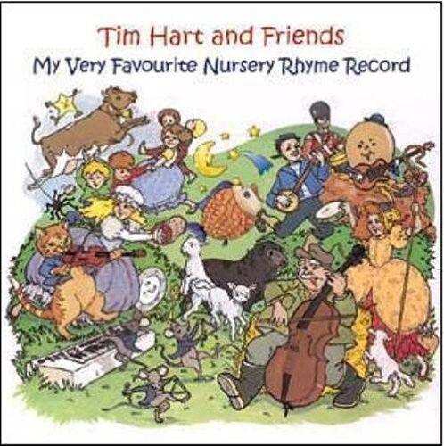 1 of 1 - Tim Hart, Tim Hart & - My Very Favourite Nursery Rhyme Record [New CD]