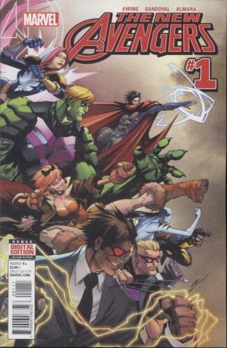 New Avengers #1   NOS!!