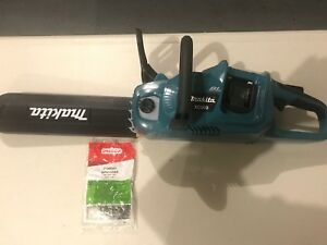 Brand-New-18V-X2-LXT-Li-Ion-Cordless-14-034-Chain-Saw-Tool-Only-Makita-XCU03Z