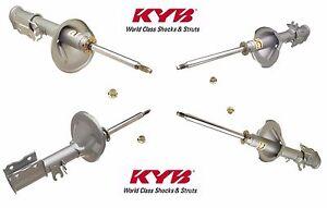 Front /& Rear Suspension Struts Kit KYB for Kia Sephia 98-01 Kia Spectra 00-01