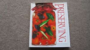 Preserving cookery book - Wirral, United Kingdom - Preserving cookery book - Wirral, United Kingdom