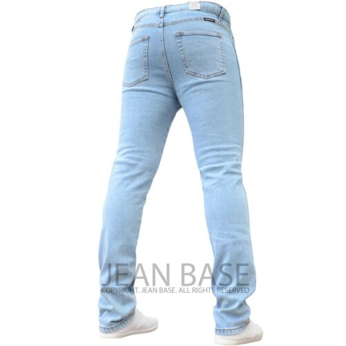 BNWT Mens Designer Branded Stretch Skinny Slim Fit Denim Jeans All Waist /& Sizes